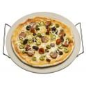 Piedra pizza redonda para Barbacoas